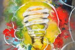 Glühlampe Energie