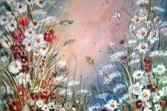 Blumenwiese-Acryl-50-x60
