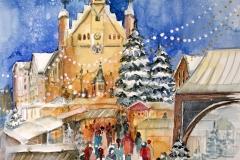 Kemptener Weihnachtsmarkt