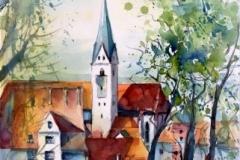 St.Mang-Kirche Kempten