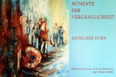 Momente der Vergänglichkeit Ausstellung Wildpoldsried  April - Juni 2013